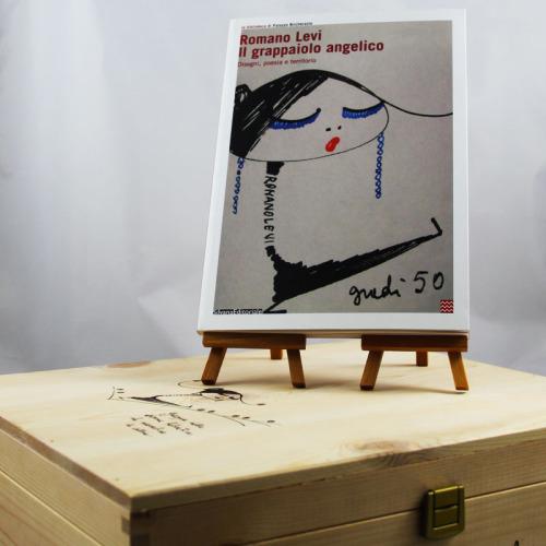 """Libro """" Romano Levi - il grappaiolo angelico"""""""