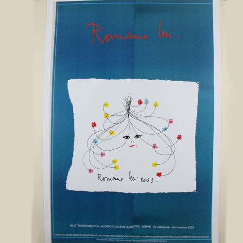Manifesto di Romano Levi